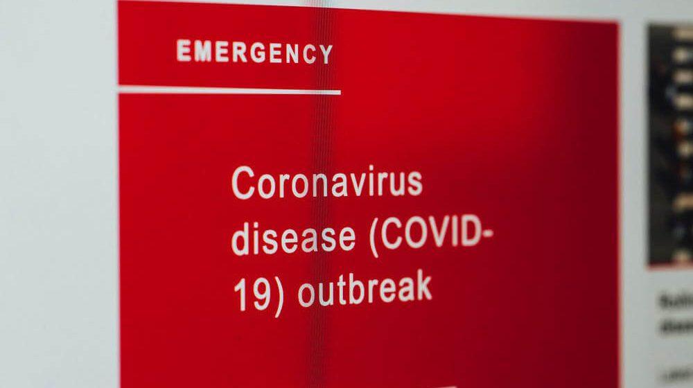 Coronavirus disease (COVID-19) pandemic: Our Response