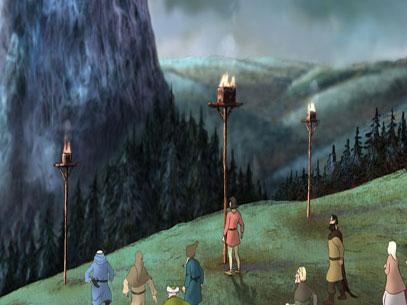 The Golden Horse; an award-winning 2D animated feature film